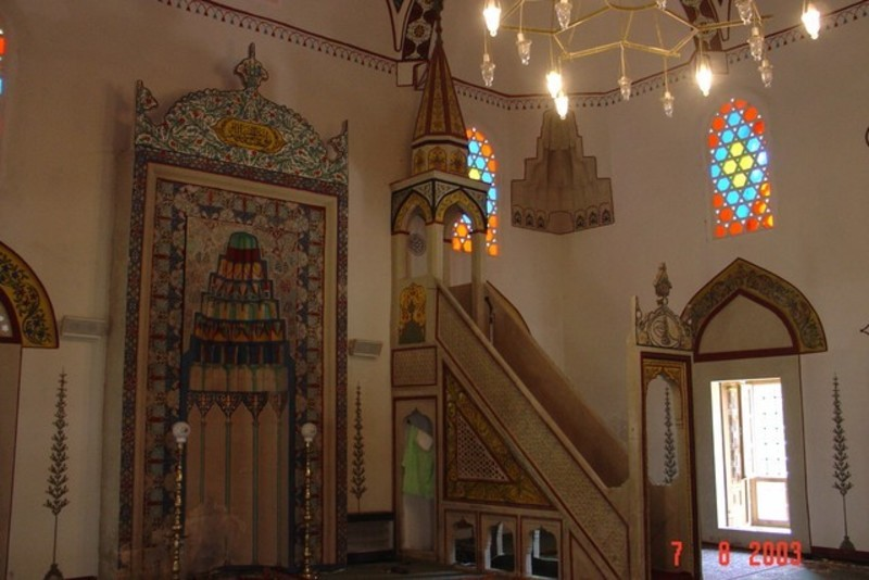 Mosque Interior Photos, Mosque Interior: Nen Gallery