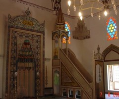 Mosque Interior: Nen Gallery