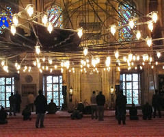 Photo Essay: The Blue Mosque In Istanbul, Turkey