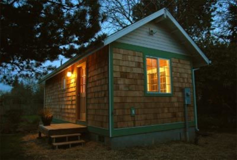 Small House Designs, Modern Cabins, Small Houses