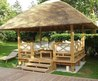 Exterior. Appealing A Gazebo Designs