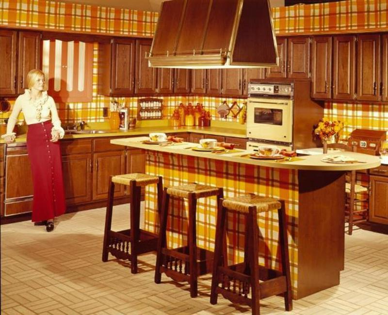 Kitchen Design From The 1940 S Through The 1970 S Design