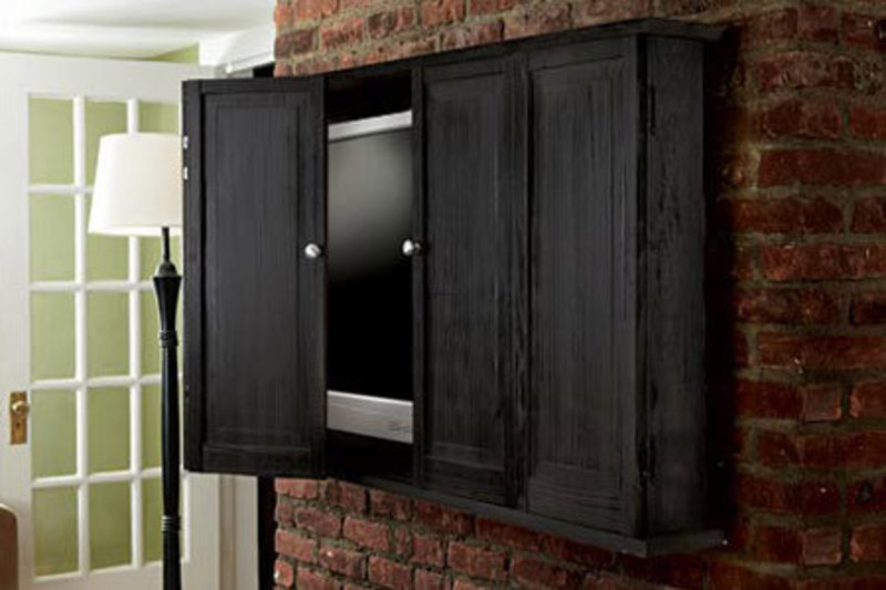 Wall Mounted Tv Cabinet, Overview