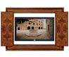 Palermo Wall Mounted Plasma Tv Cabinet