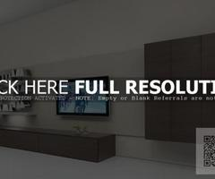 Best Home Home Appliances With Plasma Tv Wall Cabinet Picture