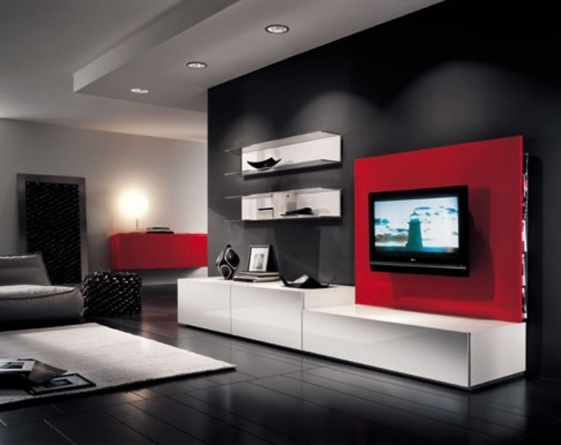 Wall Mounted Tv Cabinet, Wall Mounted Tv Ideas