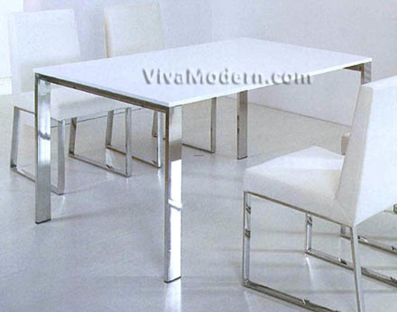 Modern Furniture design bookmark 16461 : modern gray lacquer dining table from davinong.com size 800 x 629 jpeg 94kB