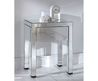 Romano Mirrored Wardrobe + Romano Mirrored Chest 4 Drawer + Romano Mirrored Side Table + Romano 5 Drawer Mirrored Chest + Romano Mirrored Console Table + Romano Plain Mirrored Stool + Romano Mirror
