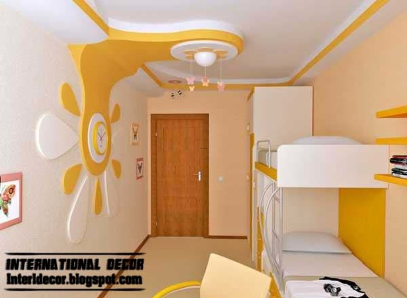 Best 10 Creative Kids Room False Ceilings Design Ideas ...