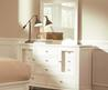 Hollywood Home Glenmore Dresser & Mirror By Oj Commerce Wh