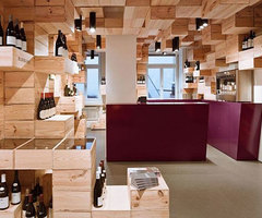 Oos Firm Design For The Albert Reichmuth Wine Store