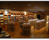 Scotty'S Wine & Spirits All Decked Out In Our Vintner Wine Racks In Rustic Pine