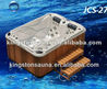 Hot Sale 2 Lounge Mini Hot Tub With Free Cover,Skirt And Step, View 2 Lounge Mini Hot Tub, Kgt Product Details From Shenzhen Kingston Sanitary Ware Co., Ltd. On Alibaba.Com