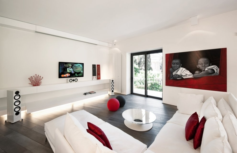Glamour Gold Red Living Room Suites Decorating Ideas In