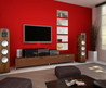 Entertain Guests In Style With Elegant Living Room Furniture And Tv