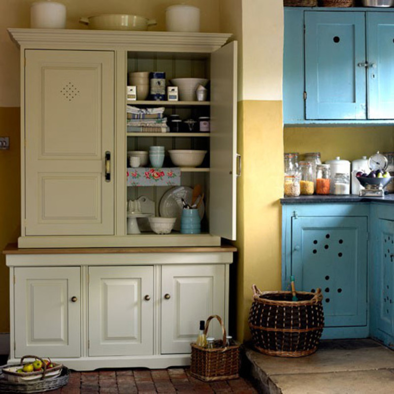 Small Kitchen Pantry Cabinets Design Bookmark 16666