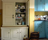 Small Kitchen Pantry Cabinets