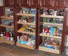 Kitchen Pantry Cabinet Pantry Storage Pull Out Shelves
