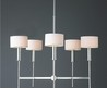 Pencil Arm Modern Chandelier