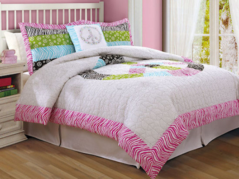 Matching Boy Girl Twin Bedding