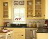 What Color To Paint Kitchen Cabinets Neutral Yellow Color Ideas