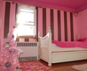 Room Painting Stripes Decorating Ideas Funny Girl Room Design Ideas Interactive Kids Bedroom Using Cheerful Pink Stripes Wall Art White Stars Painting Decorating Gallery Trioplex.Com
