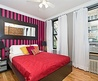 Gallery For > Pink And Black Striped Walls