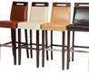 Sandown Smart Leather Bar Stool