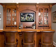 What To Notice When Dealing With Home Bar Design Ideas