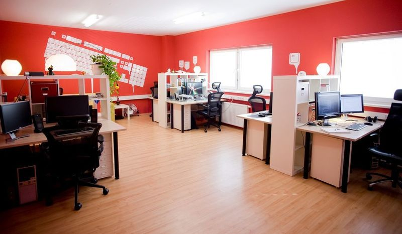 Colorful office decorrating concept design ideas and for Inspiration concept interior design llc