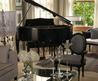 Decorating With A Grand Piano