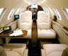 Luxury Private Jet Interior Design Cabin Modern Seat Cozy Leather Materials @ Custom