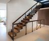 10 Steel Staircase Designs