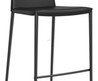 Oak Wood Leather Counter Stools Bar Stools & Counter Stools