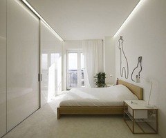 Minimalist Apartment In Moscow Exuding Elegance Throughout