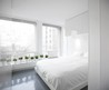 Minimalist Apartment Suite Bedroom Interior Design