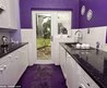 Ordinary Looking House Is Decorated Entirely In Purple Inside