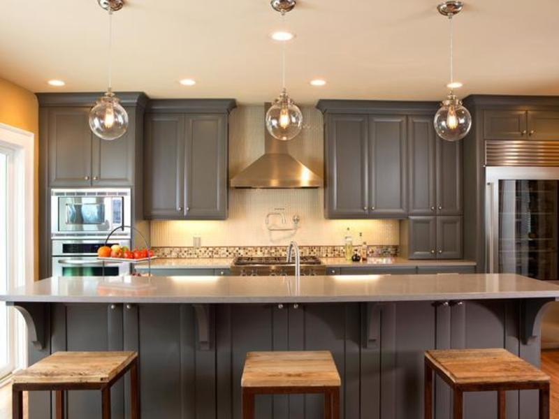 Painted Kitchen Cabinet Ideas, Painting Kitchen Cabinet Ideas
