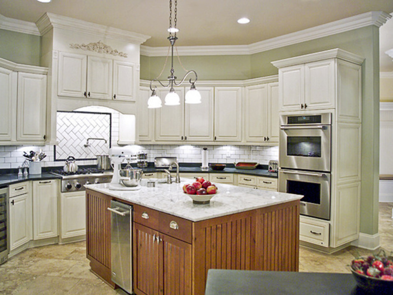 Painted Kitchen Cabinet Ideas, Painted Kitchen Cabinets Inspiration Design 16 Design Ideas