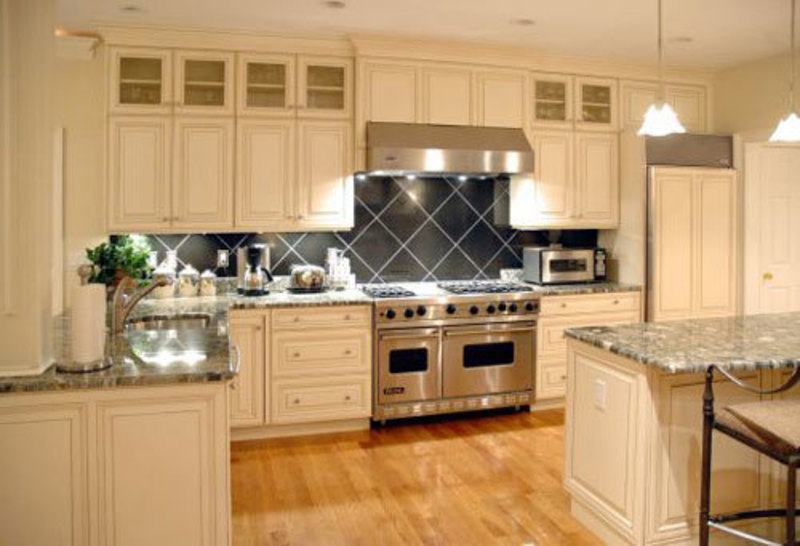 Painted Kitchen Cabinet Ideas, Painting Kitchen Cabinets Cream