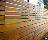 The Skyline Wood Privacy Fence