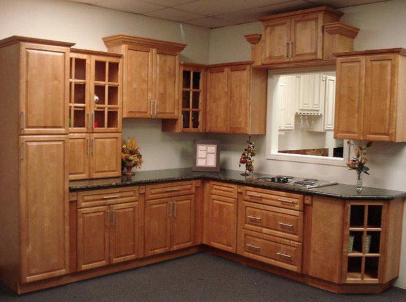Cinnamon Maple Kitchen Cabinets Home Design Design