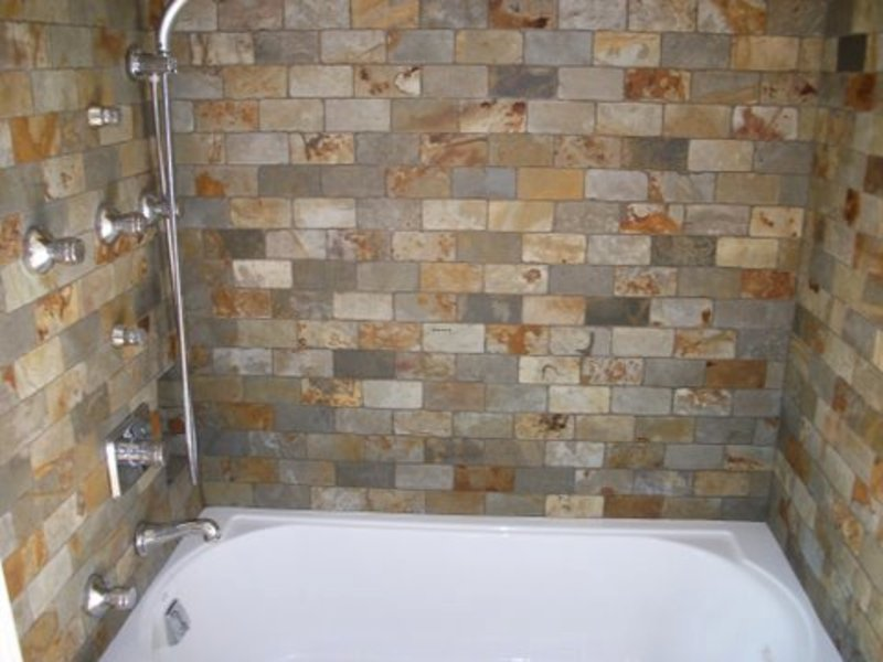 Shower Floor Tile, Shower Wall Tile And Master Bath Tile