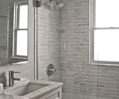 Bathtub Shower Screen Installations