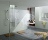 Modern Bathroom And Shower Interior Design Combo