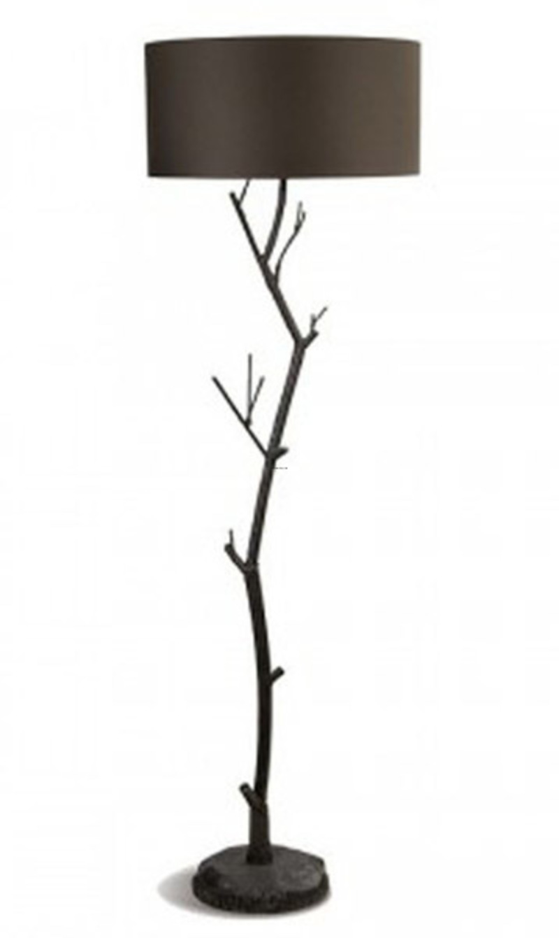 Tree branches with lamps for room decorating inspiring lighting ideas design bookmark 17500 - Floor lamps ideas ...