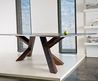 Picturesque Samples Contemporary Iconoclast Wooden Dining Table Contemporary Dining Table