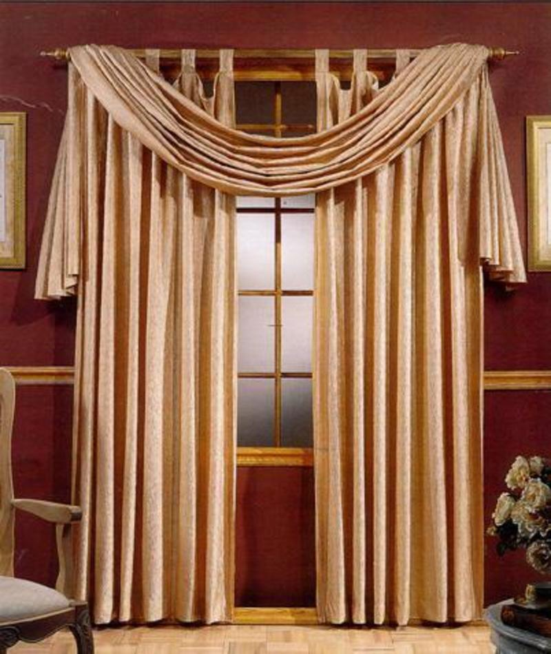 20 Best Curtain Ideas For Living Room 2017: Curtain Ideas For Living Room / Design Bookmark #17641