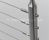 Modern Stainless Steel Railing & Handrail Of Cable & Glass
