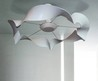 Modern Contemporary Ceiling Fan With Light